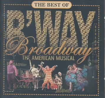 BEST OF BROADWAY:AMERICAN MUSICA (CD)
