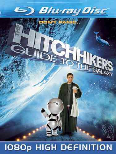 HITCHHIKER'S GUIDE TO THE GALAXY BY BAILEY,BILL (Blu-Ray)
